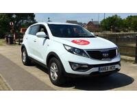 2013 Kia Sportage 1.7 CRDi ISG 1 5dr Manual Diesel Estate