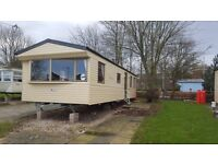 Immaculate Preloved Holiday Home on Marton Mere Caravan Park