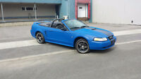2000 Ford Mustang Decapotable-145km-Mags 18po-Manuelle