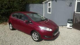 image for Ford Fiesta 1.0 ( 100ps ) EcoBoost ( s/s ) Zetec zero tax