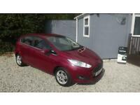 Ford Fiesta 1.0 ( 100ps ) EcoBoost ( s/s ) Zetec zero tax