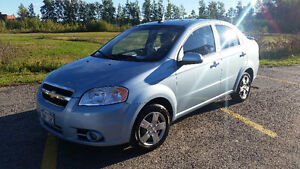 2011 Chevrolet Aveo Sedan - $6500 OBO - Great condition!