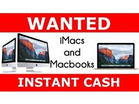 Wanted iMacs and Macbooks
