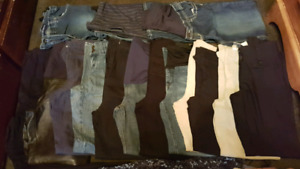 Lots of Maternity clothing