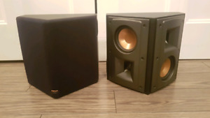 Surround Bipole Klipsch Reference IV RS42