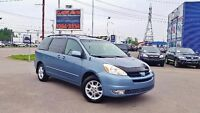 Toyota Sienna LE AWD TRÈS PROPRE 2004