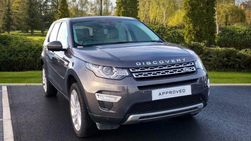 2017 Land Rover Discovery Sport 2 0 Td4 180 Hse Luxury 5dr Automatic Sel 4x4