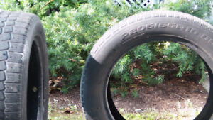 Two Winter Tires P205/55R16