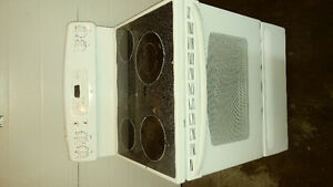 GE stove. Upgraded appliances. Works great