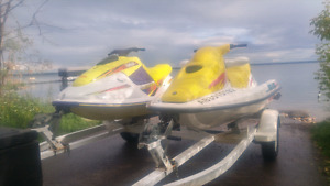 Two Seadoo Package