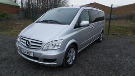 Mercedes-Benz Viano 2.2CDI ( 163bhp ) ( Extra Long ) auto Ambiente