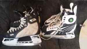 Selling assortment of hockey gear