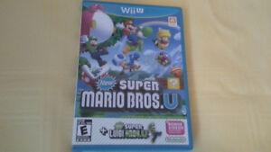 Nintendo Wii U Super Mario Bros.U + Super Luigi.U bonus video