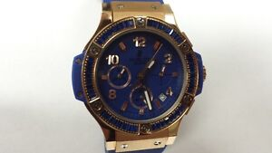 Rolex, Tag Heuer, Breitling, Hublot, Ulyse Nardin watch for sale West Island Greater Montréal image 8