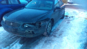 2001 Buick regal supercharged