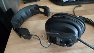PHILMORE HD3030 PremiumOver The Ear Stereo Headphones Headset