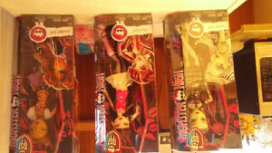 Poupee monster high doll 18 inch new