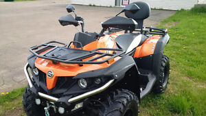 **$39 PER WEEK** 500 4x4 ATV - CFORCE 500cc HO 2-UP POWER STEER!