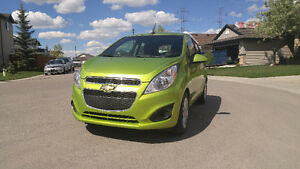 Small Car 2013 Chevrolet Spark Hatchback Sedan