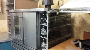 Garland TG3 Gas Commercial Oven with shelving & baking trays Kitchener / Waterloo Kitchener Area image 4