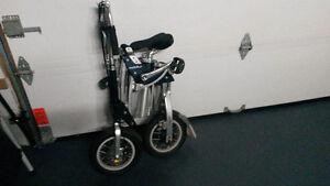 Vélo pliant  MOBIKY GÉNIUS folding bike