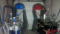 Spray Foam Truck and Spray Foam Equipment