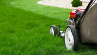 Lawncare and general maintenance.