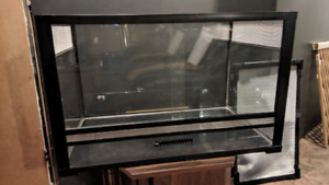 46 Gallon Animal Tank
