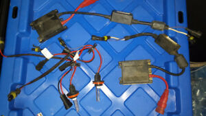 Mazda 3 HID headlights & Plug in trailer harness