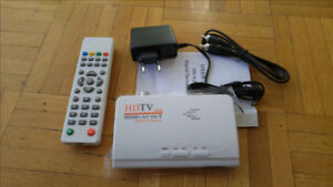 TV box receiver for sale!!