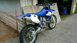 2002 Yamaha YZ426F shows and runs mint 2nd owner with ownership