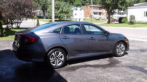 Urgent Honda civic à vendre 2016