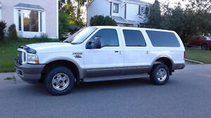 2003 Ford Excursion Eddie Bauer Edition SUV, Crossover