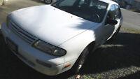 Low mileage 1997 Nissan Altima Sedan