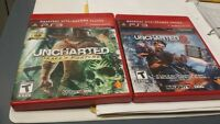 PS 3 Uncharted1&2  MINT