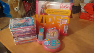 Barbie Toys and Movies