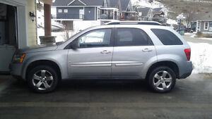 2006 Pontiac Torrent SUV, Crossover 112,000 km  $6700