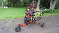 Powered Paraglider Trike Package