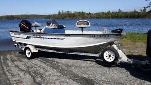 Starcraft, 16 WB Aluminum. FISH, SKI OR TUBE