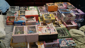 Anime Figures (Nendoroids, figmas & Prize, More) For sale.