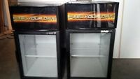 Commercial HD Counter Top Refrigerated Lighted Mini Display Case