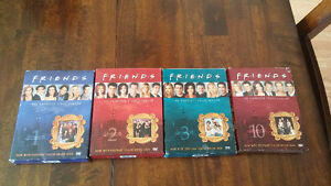 Friends series DVD