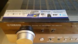 Yamaha receiver   Home Cinema for Sale - Gumtree