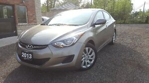 2013 Hyundai Elantra GL Sedan - LOW KM! HTD SEATS! BLUETOOTH!