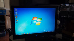 """Used 20"""" Viewsonic LCD TV with HDMI for Sale"""