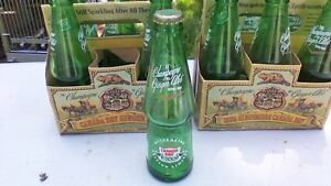 CANADA DRY 2000 MILLENNIUM LIMITED EDITION 6 BOTTLES AND CASE Stratford Kitchener Area image 3