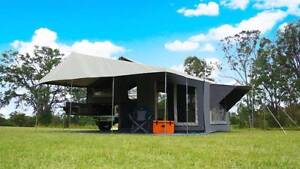 TAURUS Full Off-Road Soft Floor Camper 2017 Limited Stock HURRY!! Brisbane City Brisbane North West Preview