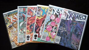 1980's COMIC COLLECTION     AUTOGRAPHS, 1ST ISSUES, RARE!!!!
