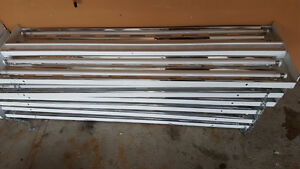 12 T5 4 - Lamp Fixture with Tubes Lighting (Best Offer) Kitchener / Waterloo Kitchener Area image 2