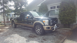 2013 Ford F-350 King Ranch Pickup Truck
